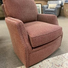 Smith Brothers - 526-56 Swivel Chair