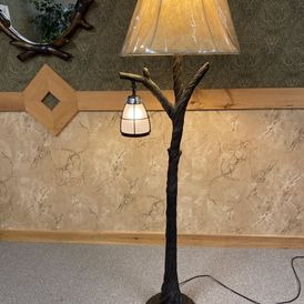 Pacific Coast Lighting - 85-2405-49 - Floor Lamp - Lantern Night Light
