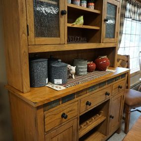 Sunny Designs - Sedona Collection - Buffet & Hutch
