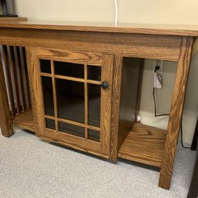 "Weavers Custom - Madison 46"" TV Console"