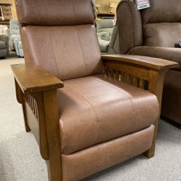 Best Home Furnishings - 2LP20 - Mission Power Recliner