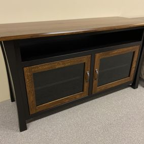 "Weavers Custom - Amish - Tyron 56"" TV Console"