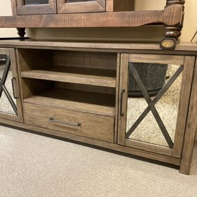 "Liberty - 473-TV70 - Sonoma Road Collection - 70"" TV Console"