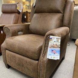 Klaussner - 52118-PHLRC Power Hi Leg Recliner