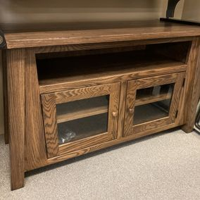 "Weavers Custom - Amish - Settler's 50"" TV Console"