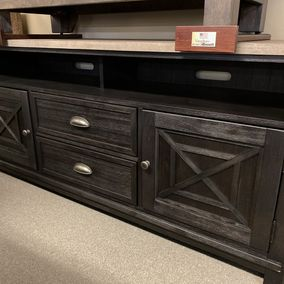 "Liberty - 422-TV66 - Heatherbrook Collection - 66"" TV Console"