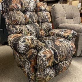 Best Home Furnishings - 9DW17 Bodyrest Rocker Recliner