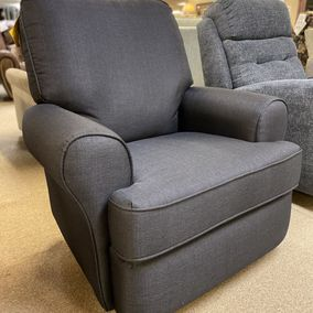 Best Home Furnishings - 5NI25 Swivel Glider Recliner