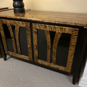 "Weavers Custom - Amish - Glenwood 46"" TV Console"
