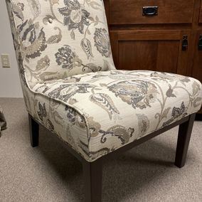 Smith Brothers - 995 Series Armless Chair