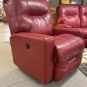Best Home Furnishings - 5NP15 Kenley Collection Recliner