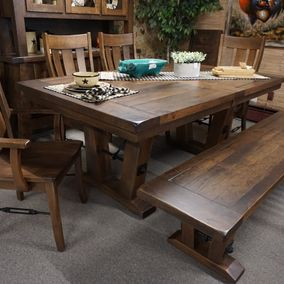 Amish - Bayfield Dining Table & Chairs