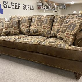 J Furniture - Lodge Collection - 1231 Sleeper