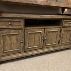 "Liberty - Harvest Home Collection - 60"" TV Console"