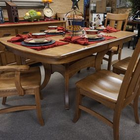 Amish - Galveston Dining Table & Chairs