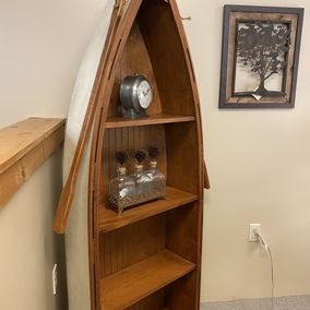 Fighing Creek - Amish - Boat Bookcase