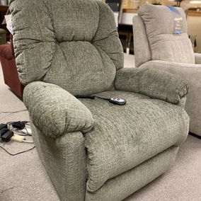 Best Home Furnishings - 9MP57 Power Rocker Recliner