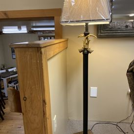 Medallion - 1986STCH - Floor Lamp