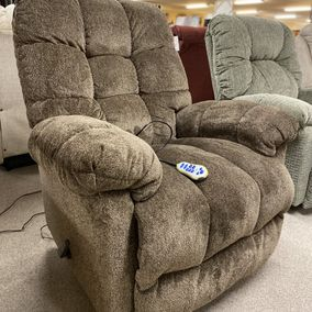 Best Home Furnishings - 9MWH87 Power Heat & Massage Rocker Recliner