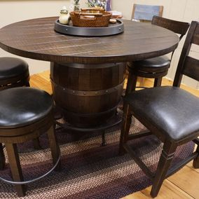 Sunny Designs - 1038 Counter Table & Stools