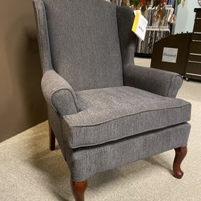 Best Home Furnishings - 0750 Queen Anne Wing Chair